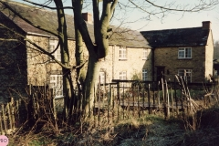 1987 The Dock cottages.