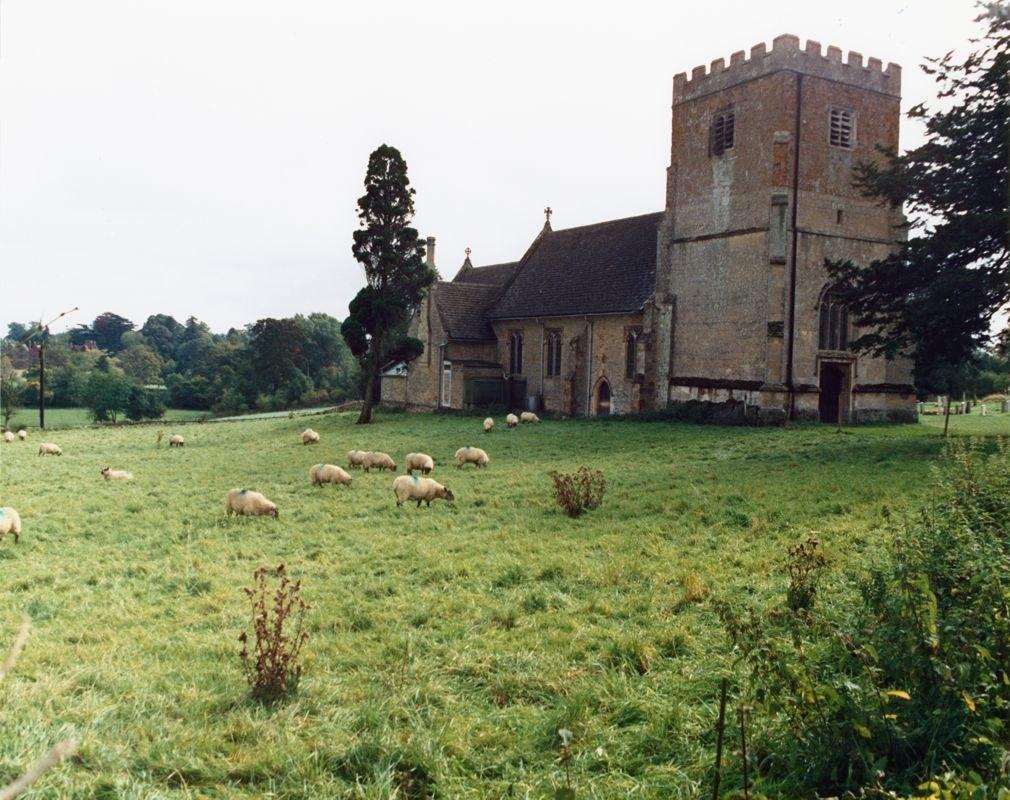 September 1988 North west view (JM).