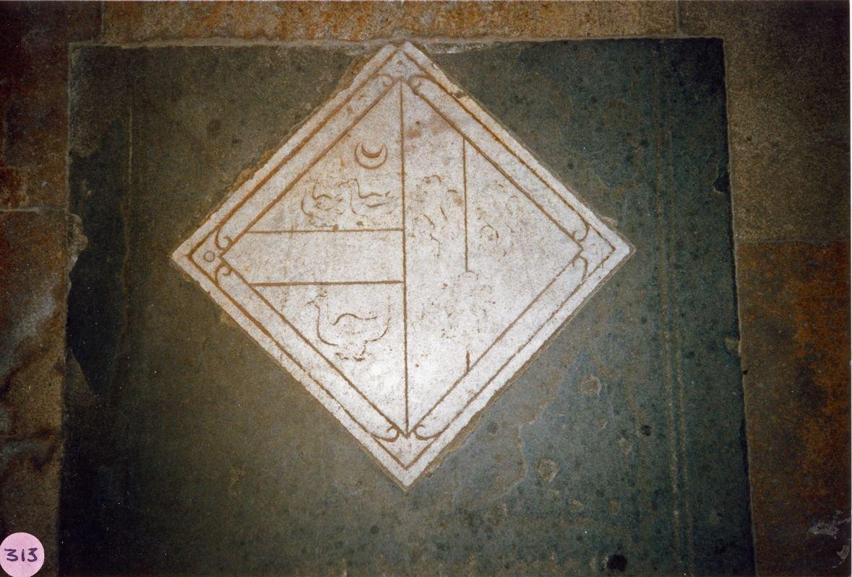 June 1988 Memorial stone.