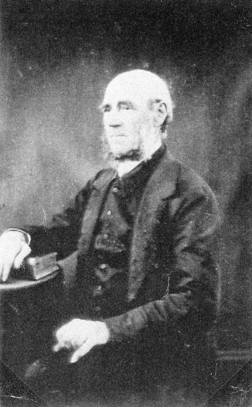 Henry Luing - clerk and sexton.