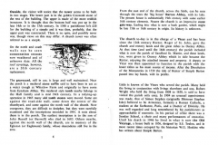 A Guide to the Parish Church of Steeple Barton - pages 6 and 7.
