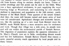 A Guide to the Parish Church of Steeple Barton - page 8.