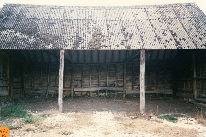 1990 Woodman's Cottage Barn.