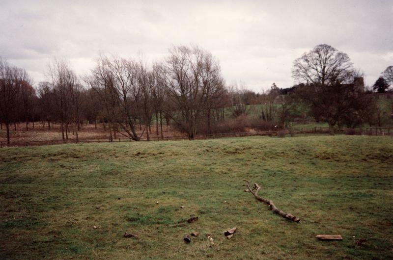 January 1993 Steeple Barton panorama.