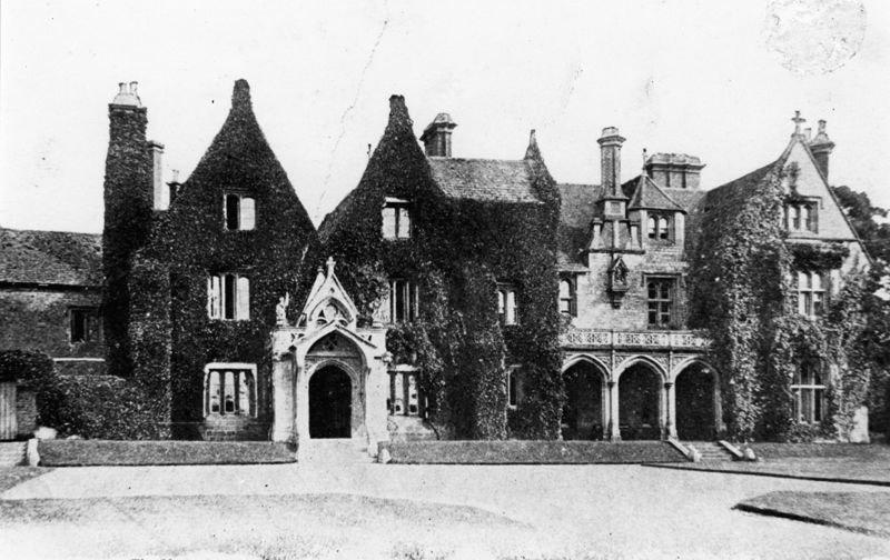 1890s Barton Abbey.