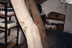 1990 Woodman's Cottage - Attic.