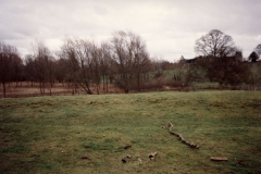 January 1993 Steeple Barton panorama.
