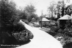 c. 1930 Whistlow Gate.