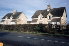 1989 New cottages, Whistlow.