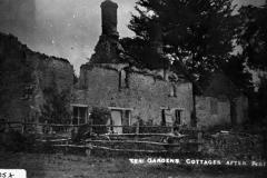 Tea Gardens, now demolished. Near the western boundary of Abbey Wood.