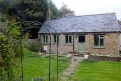 2014. Grooms Cottage, Village Farm House, Church Lane.