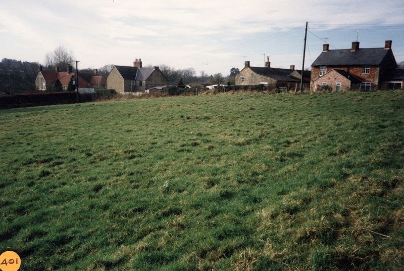 1989 Rayford Lane from the east.