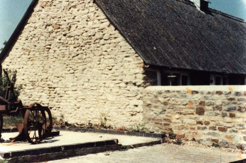 Village Farm Stables, now Langstone Stables, Church Lane.