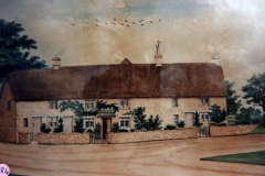 c. 1870 Painting of Turnpike.