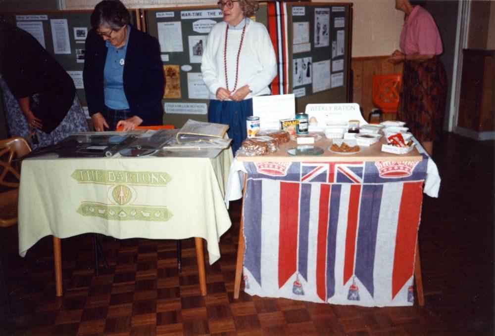 8 May V.E. Day Exhibition.
