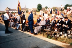 20 August 1995 V.J. Day Parade, Service and Children's party.