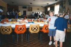 20 August 1995 V.J. Day Children's party.