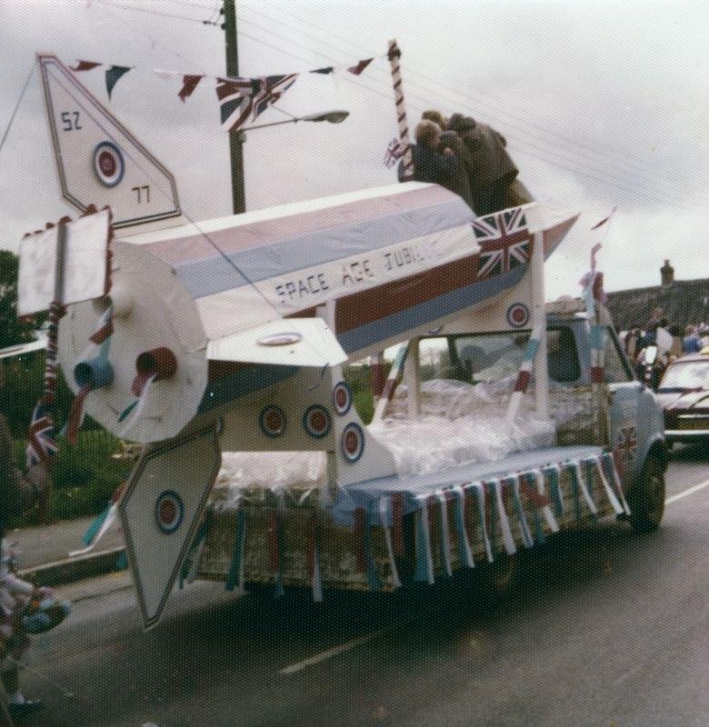 1977 Jubilee Day.
