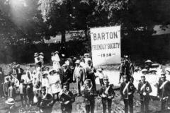 1909 Club Day: Barton Friendly Society. - founded 1858.