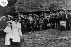 July 20 1909 Middle Barton Club.