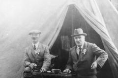 1920s George Brooks and Phil Kirby.