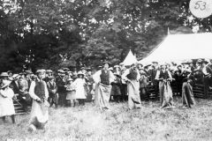 1910s Middle Barton Flower Show.