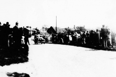 1935 Opening of playing fields in North Street.