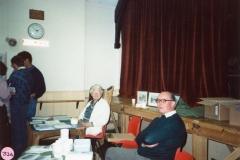 July 9 1988 Alice Marshall Hall Centenary. Madge Byford and Charlie Hazell.