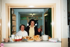 July 9 1988 Alice Marshall Hall Centenary. Mrs. Evans and Mrs Mary Wood.