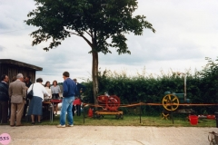 July 9 1988 Playing fields - steam engines.