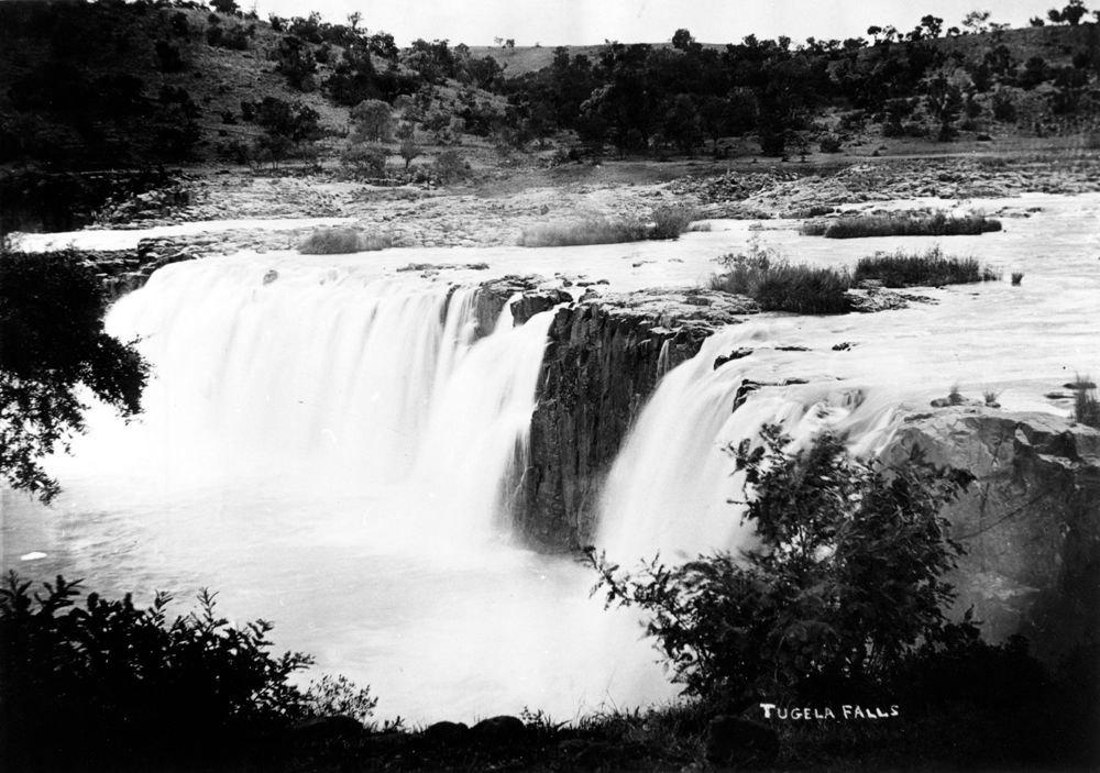 Tugela Falls - untitled.