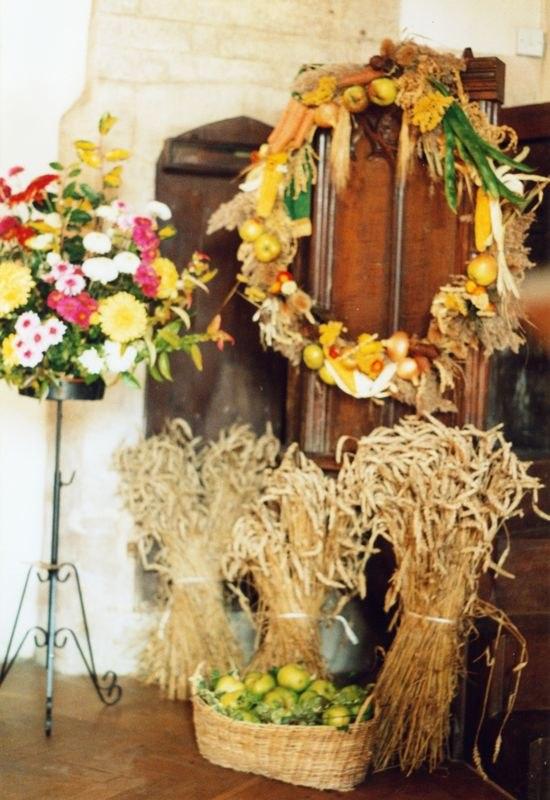 1992 Harvest Festival.