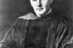Rector 1921-1929 Canon William Alexander Carroll.