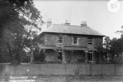 The old rectory.