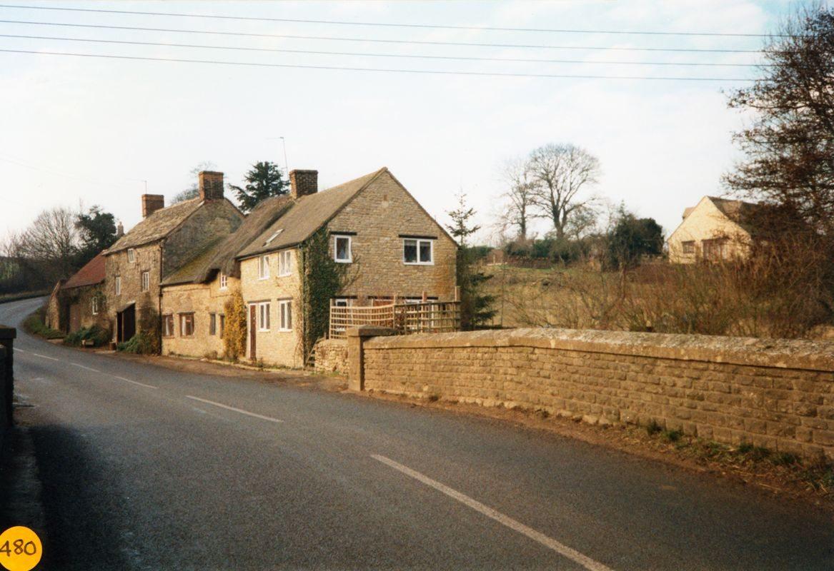 Burnside and Hennock House, Enstone Road.