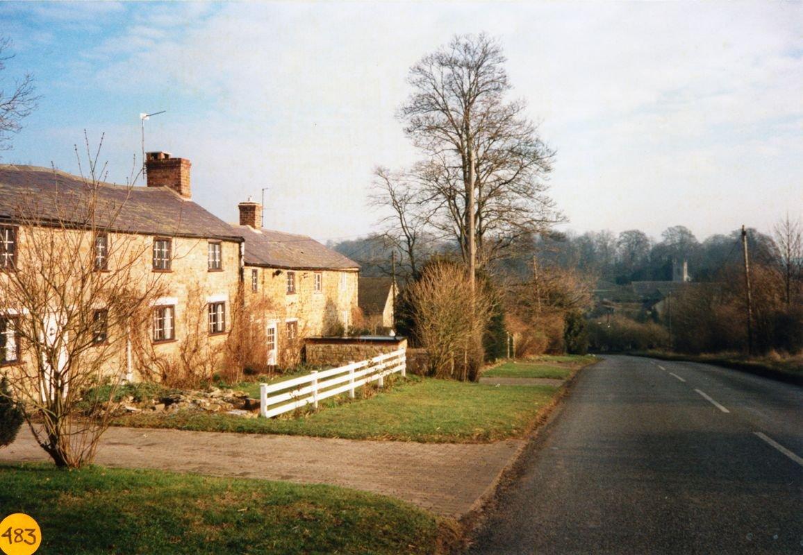 1991 Enstone Hill cottages.