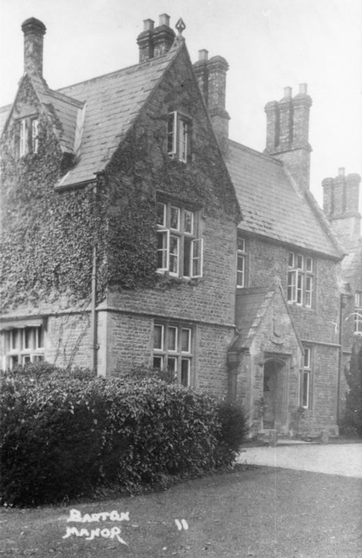 Barton Manor.