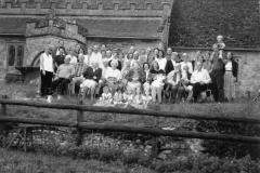 2000 Westcote Barton Parish. No identifications.