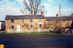 1991 Enstone Hill cottages.